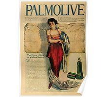 Advertisements Photoplay Magazine September through December 1918 0132 Palmolive Poster