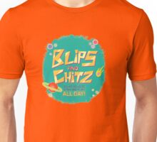 Blips and Chitz // Rick and Morty Unisex T-Shirt