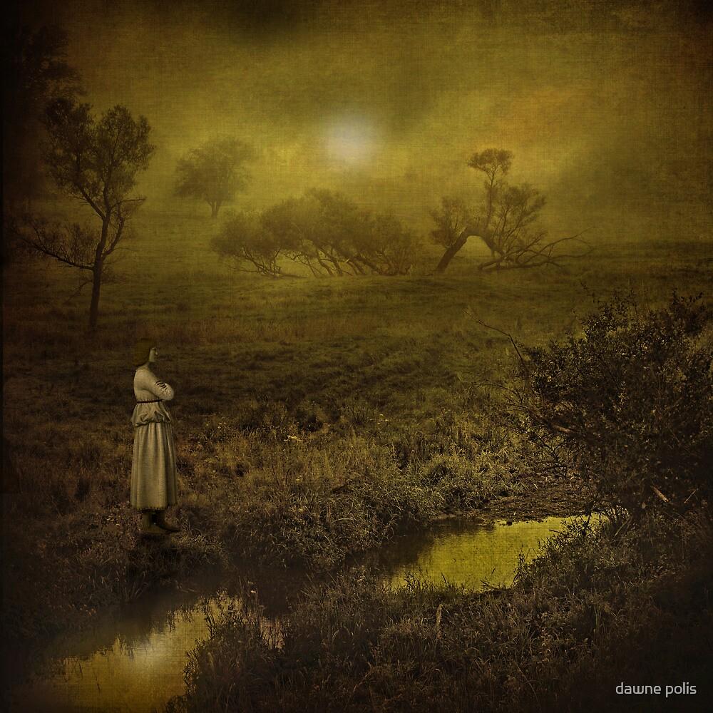 piero and the amber dawn by dawne polis