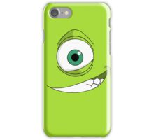 Monsters Inc iPhone Case/Skin