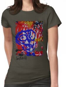 something colourful Womens Fitted T-Shirt