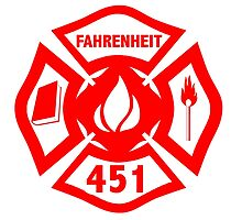 Fahrenheit 451 (THE CLASSICS COLLECTION) by Paper Tides
