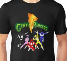 Mighty Morhpin Ginyu Rangers Unisex T-Shirt