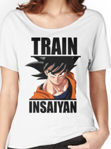 Train Insaiyan II Women's Relaxed Fit T-Shirt