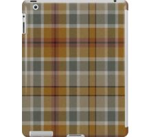 02883 Burlington County, New Jersey Tartan iPad Case/Skin