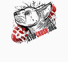 stopcrush.org shirt (light) Unisex T-Shirt