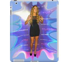 Lindsay Splash iPad Case/Skin