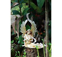 Literary Angel Photographic Print
