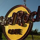 Road Trip along with the Hardrock by June Tapia