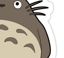 My Neighbor Totoro - Totoros Sticker Sheet Collection Sticker