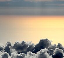 behind the cloud by Marianna Tankelevich