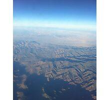 Over Utah Photographic Print