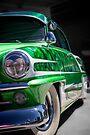 Green Desoto by Sean Farrow
