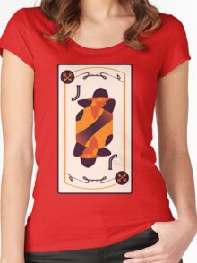 Jack of Rogues Women's Fitted Scoop T-Shirt