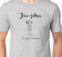 Robots love BJJ Unisex T-Shirt