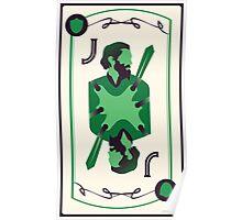 Jack of Swords Poster
