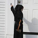 Death always rings the doorbell by kaneko