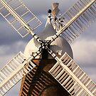 Windmill at Oatlands, Tasmania by Charles Kosina