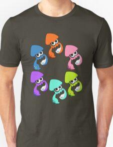 Splatoon - Inkling Squids Unisex T-Shirt