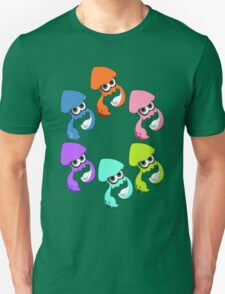Splatoon - Inkling Squids T-Shirt