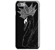 Black Swan Queen iPhone Case/Skin