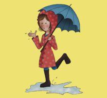 Rain, rain go away! Kids Clothes