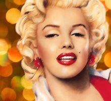 Marilyn Monroe Art by Dacdacgirl
