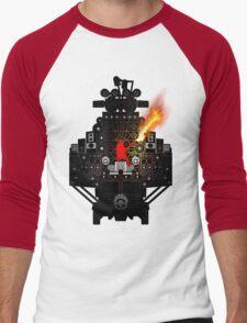 The Party Wagon Men's Baseball ¾ T-Shirt