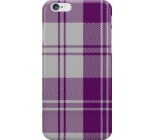 02878 Erskine Purple (Dance) Fashion Tartan iPhone Case/Skin