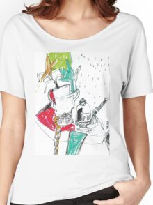 the critic Women's Relaxed Fit T-Shirt
