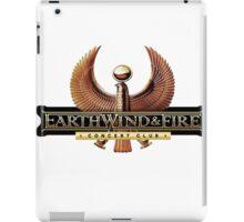 Earth Wind And Fire iPad Case/Skin