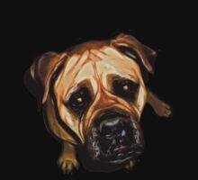 Bullmastiff by Ray Woledge
