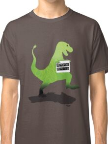 Digital Literacy -Walking with dinasaurs  Classic T-Shirt