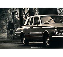Urban Dreams Photographic Print