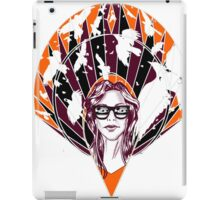 Claire's crows iPad Case/Skin