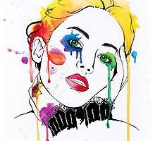 Contemporary Girl - Jennifer by Dacdacgirl