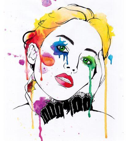 Contemporary Girl - Jennifer Sticker