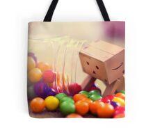 Danbo's in Sweet Heaven Tote Bag