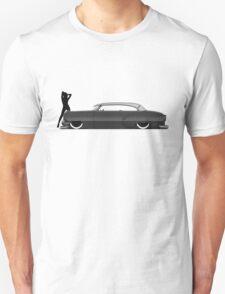 54 Chevy Kustom Unisex T-Shirt
