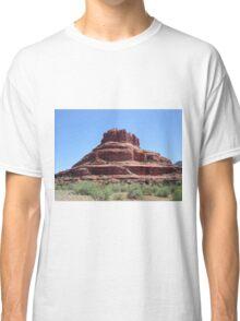 red rock mesa Classic T-Shirt