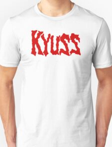 Kyuss old logo Unisex T-Shirt