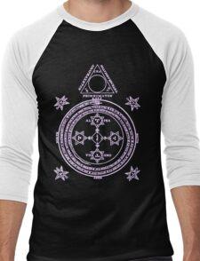 Magical Circle of King Solomon INVERTED Men's Baseball ¾ T-Shirt