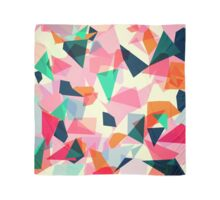 Loud Geometric Abstract Scarf