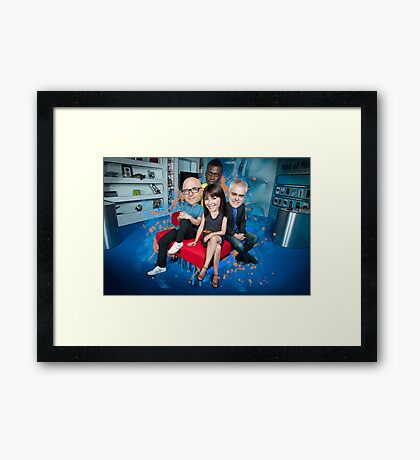 The Gadget Show Framed Print