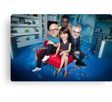 The Gadget Show Canvas Print