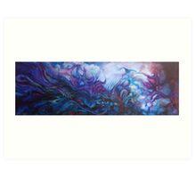 Depths Beyond (Best Viewed Large) Art Print