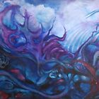 Depths Beyond (Best Viewed Large) by Cathy Gilday