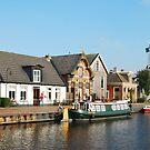 A little village in Friesland by jchanders