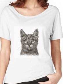 PUDDYTAT Women's Relaxed Fit T-Shirt