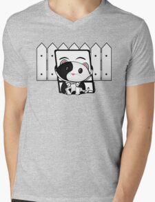 Monster Hugz!! Mens V-Neck T-Shirt